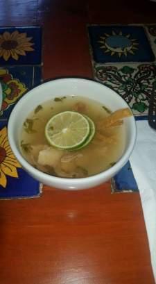 Authentic Mayan cuisine
