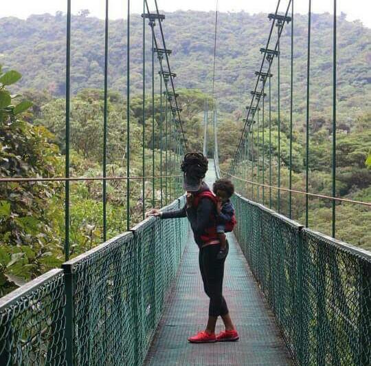 IG: @brandichantelle (Costa Rica)