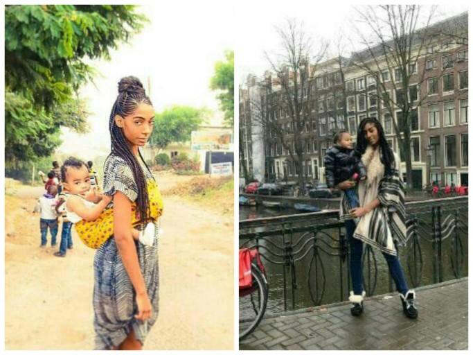 IG: @belleandlori (Ghana and Amsterdam)